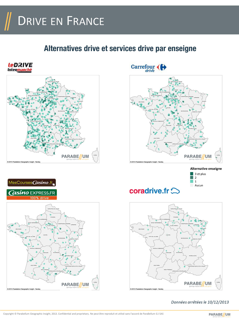 Carte Accord Enseigne.Cartes Enseignes Drive Alternatives Drive Et Services Parabellum
